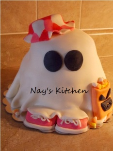 Ghost cake Oct 28th 2013 (2)