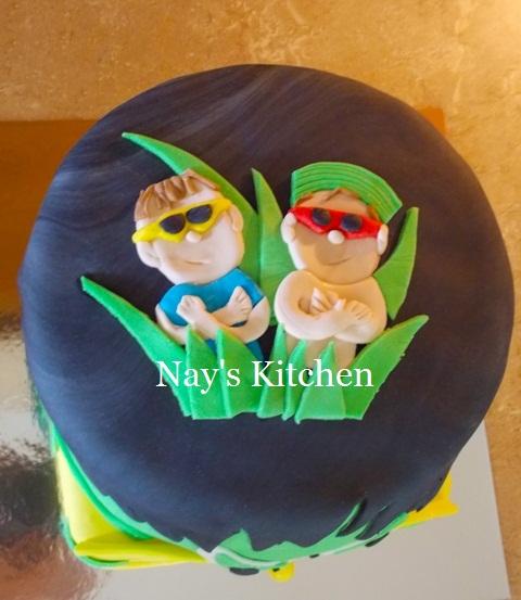 Reece & Cooper's birthday