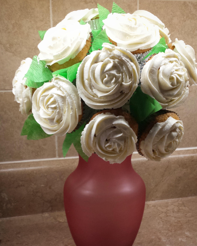 Cupcake bouquet | Nay\'s Kitchen